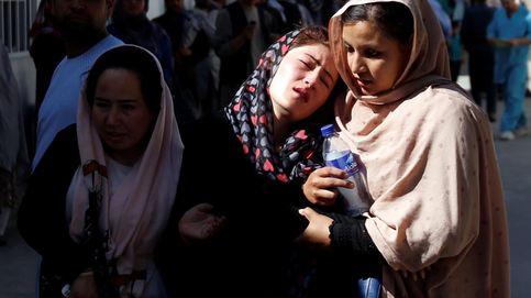 24 muertos y 42 heridos en un atentado suicida de los talibanes en Kabul