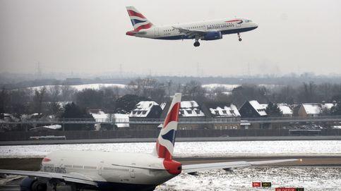 Un avión de British Airways choca contra un dron durante el aterrizaje