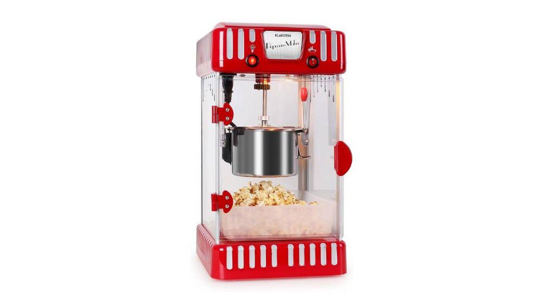 Máquina de palomitas dulces y saladas Klarstein