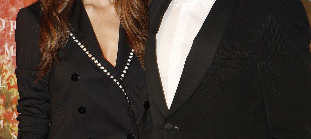 Foto: Juana Acosta y Ernesto Alterio en Fitur (Gtres)