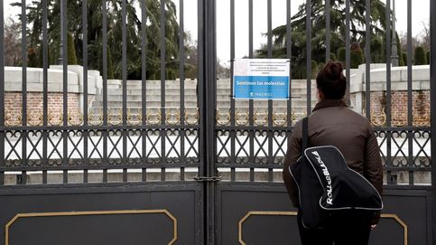 El Ayuntamiento de Madrid cierra el Retiro por amenaza de fuertes vientos