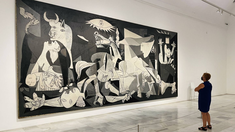 El Guernica actualmente en el Museo Reina Sofía (REINA SOFÍA)