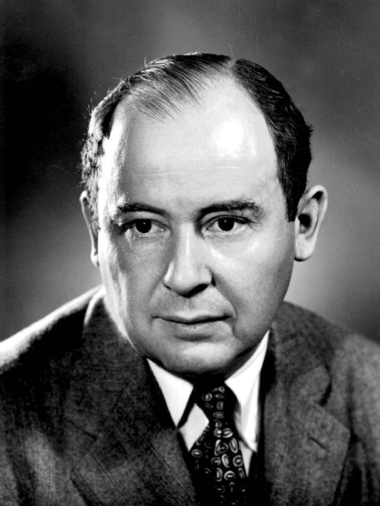 John von Neumann (Wikimedia Commons)