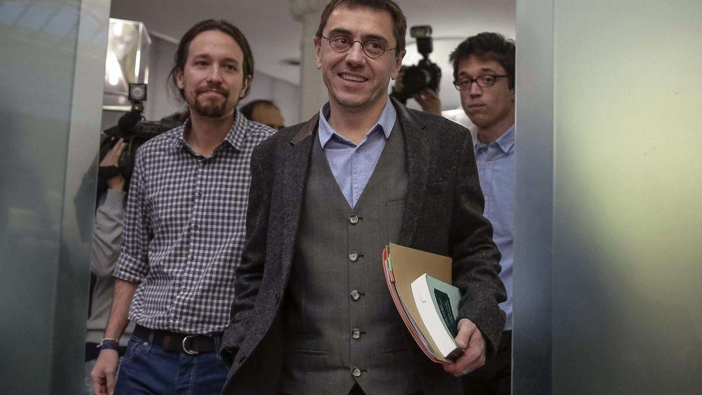 """Monedero: """"Pablo Iglesias es una referencia que da miedo"""""""