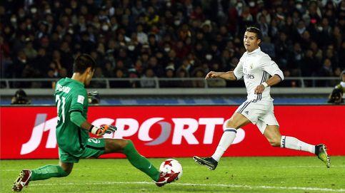 Cristiano se queda fuera de la lista para el partido de Copa contra el Sevilla
