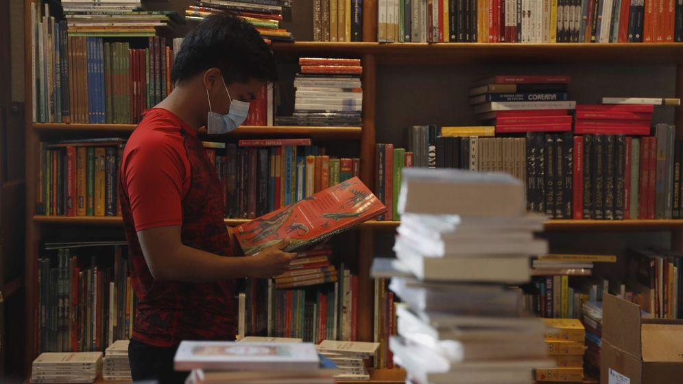 Foto: Este viernes se celebra el Día de las Librerías. (EFE)