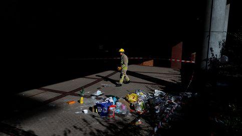 La Policía de Hong Kong pone fin al asedio a la Universidad Politécnica