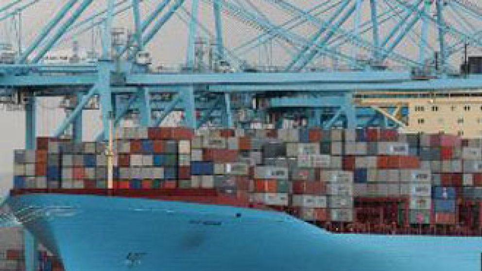 Maersk exige al Gobierno que baje las tasas portuarias para seguir en la terminal Bahía de Algeciras