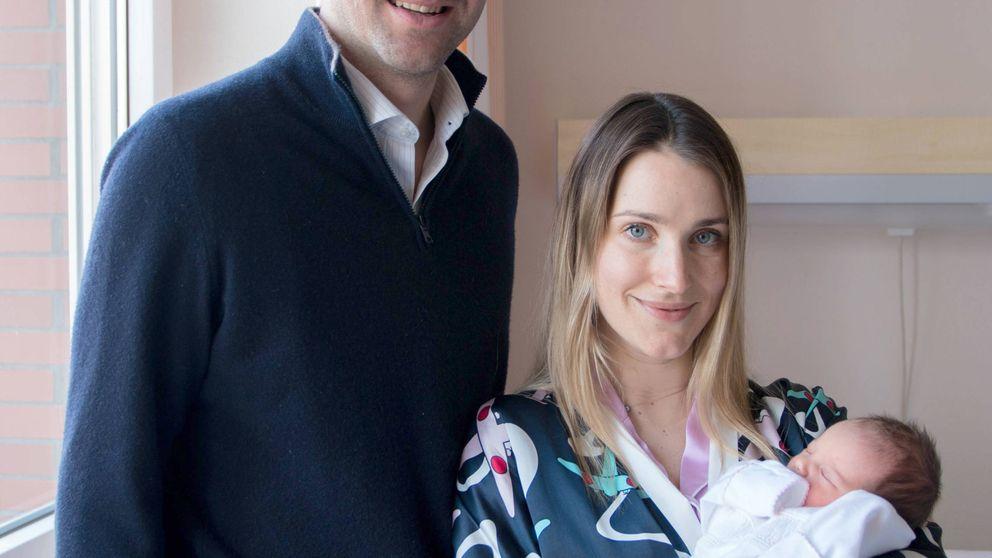 Ernesto de Hannover y Ekaterina Malysheva han sido padres