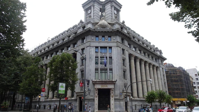 Mutualidad de la Abogacía encarga a BNP cerrar la venta de la sede de BBVA en Bilbao
