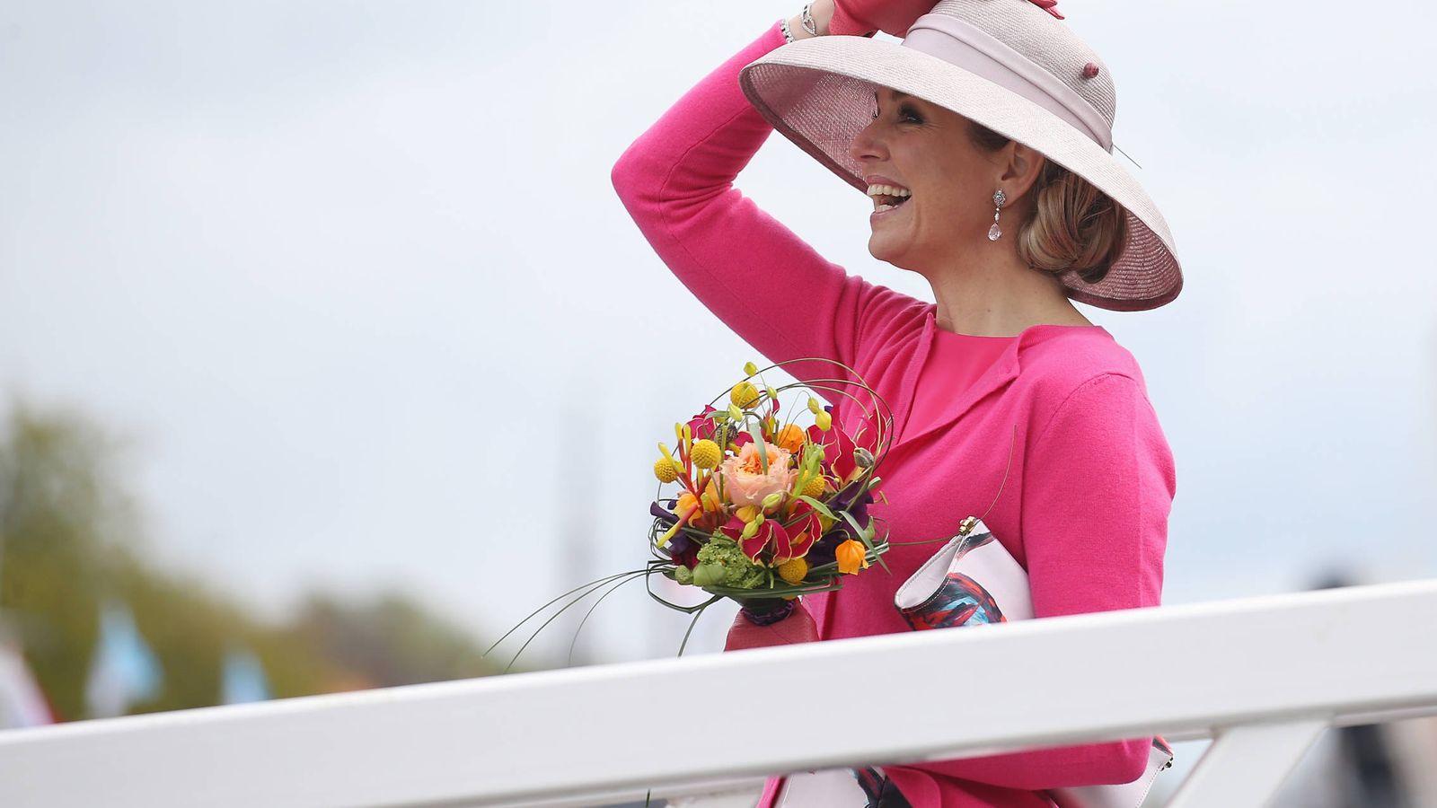 Foto: La reina Máxima de Holanda en una imagen de archivo. (Getty Images)