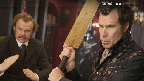'Holmes & Watson': dos tontos muy tontos en el Londres victoriano