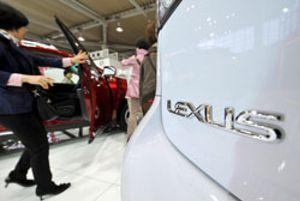 Toyota suspende las ventas de los Lexus de la serie LS en Estados Unidos