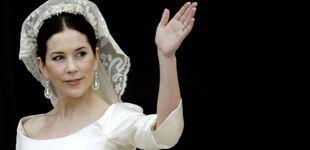 Post de La responsable de que Mary de Dinamarca llevara el vestido de novia royal más feo