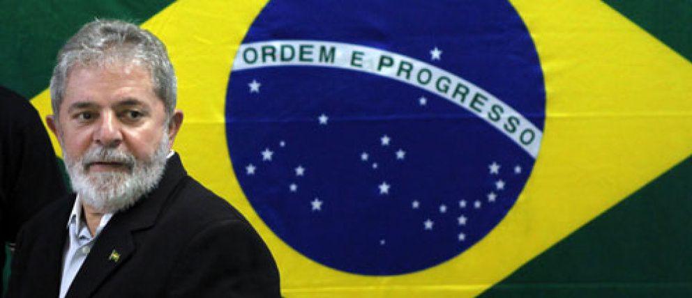 Foto: España pierde su puesto como octava economía del mundo en favor de Brasil