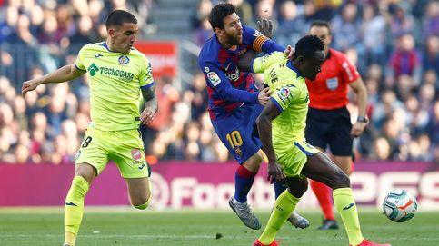 FC Barcelona - Getafe en directo: resumen, goles y resultado