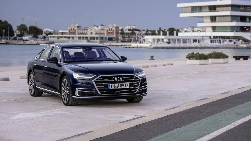 Foto: Audi A8, la conducción autónoma más avanzada