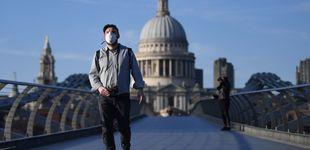 Post de UK hará obligatorio el uso de alguna cobertura facial en las tiendas el 24 de julio