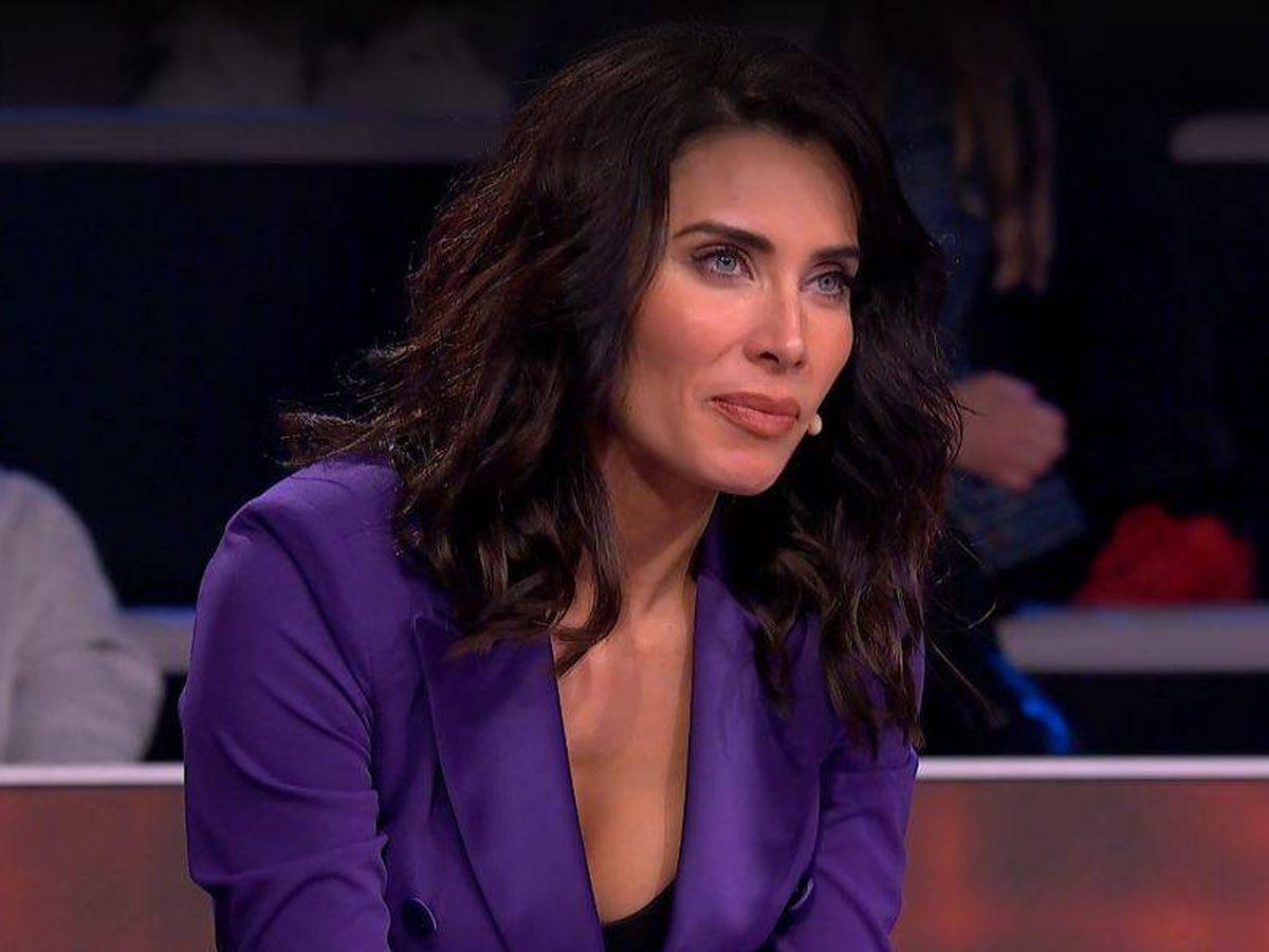 Foto: Pilar Rubio, en 'El desafío'. (Atresmedia Televisión)