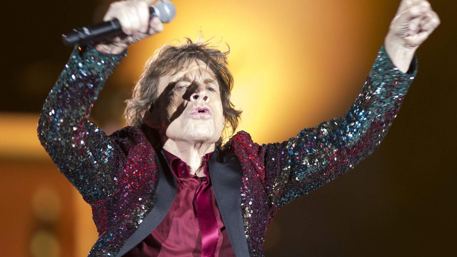 Foto: El cantante Mick Jagger en una imagen de archivo. (Gtres)