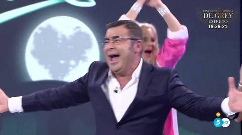 Jorge Javier enloquece tras repartir un premio de 58.000 euros a una espectadora