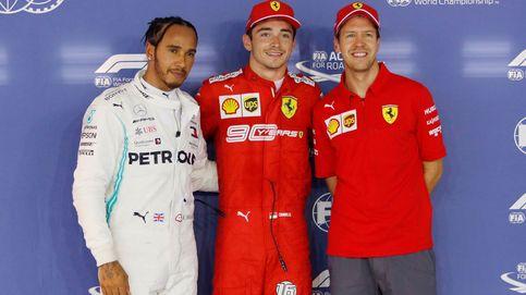 Resultado F1: pole de Leclerc, Ferrari deja pasmado a Mercedes y Carlos Sainz es 7º