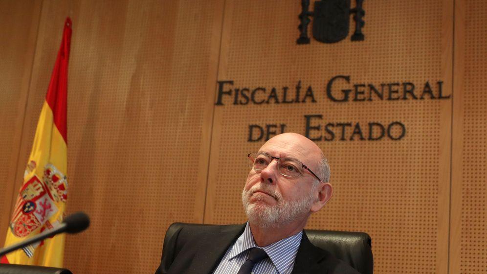 Foto: El fiscal general José Manuel Maza. (Reuters)