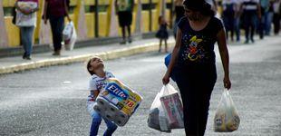 """Post de """"Se compra cabello"""": el nuevo negocio fronterizo ante la crisis venezolana"""