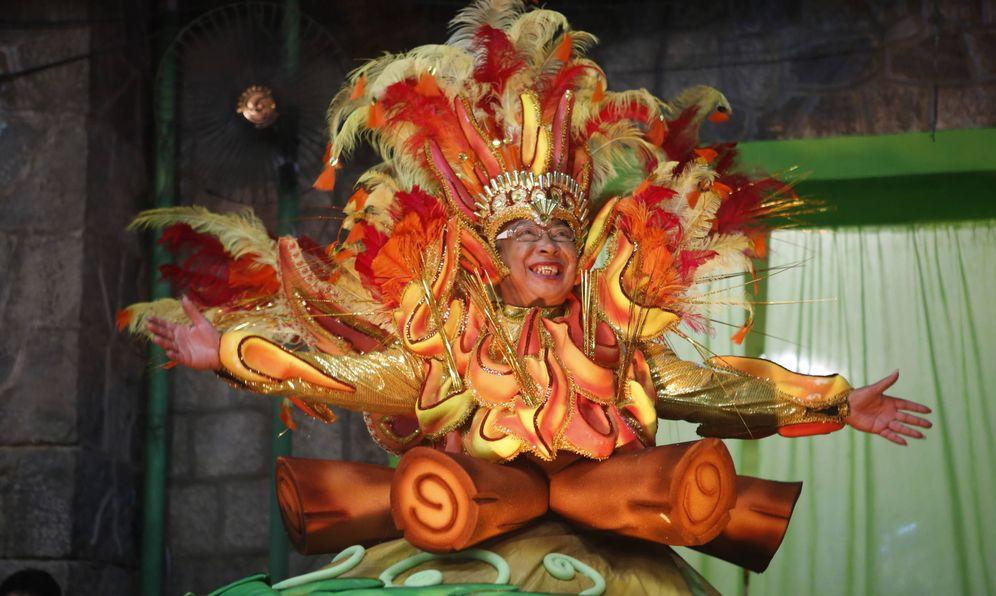 Foto: En Río la samba tiene vida (Valeria Saccone).