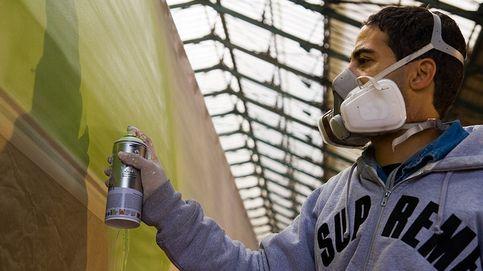 Una pareja daña por error un grafiti en Seúl valorado en casi medio millón de dólares