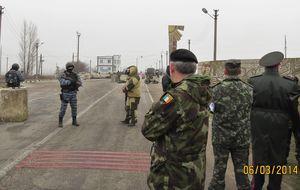 Disparos contra los observadores de la OSCE en la frontera de Crimea