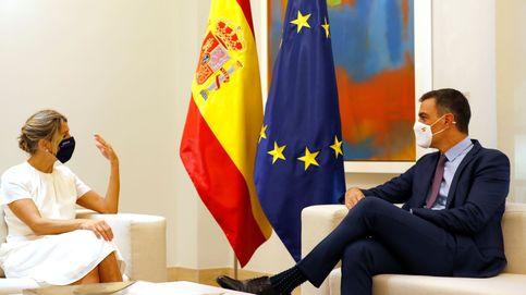 Sánchez deja en el aire el plazo de la reforma laboral que Díaz quiere antes de final de año