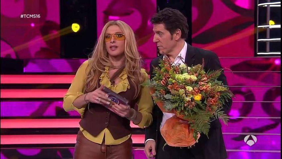 Blas arrasa en la gala 16 de 'Tu cara me suena' y se clasifica como primer finalista