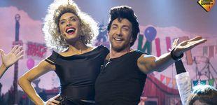 Post de Pilar Rubio y Pablo Motos se trasladan a 'Grease' en el reto de 'El hormiguero'