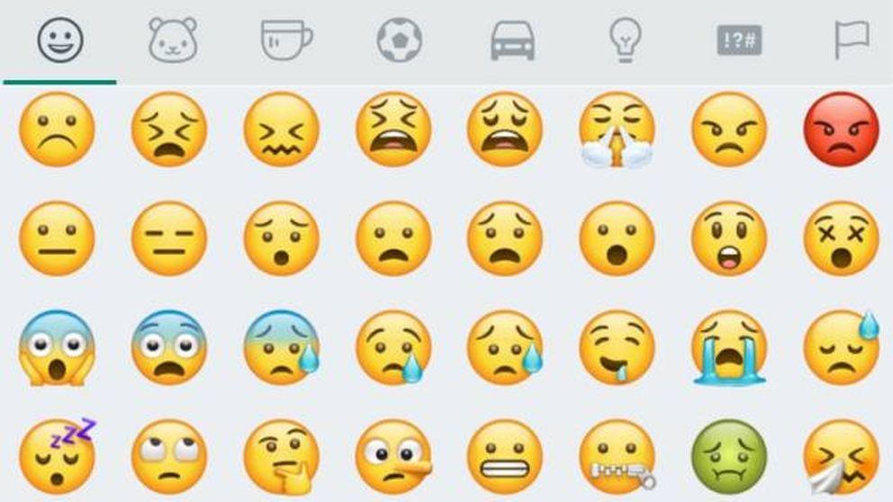 WhatsApp rediseña sus emojis para Android. Así puedes probarlos ya mismo