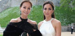 Post de Preysler y Tamara Falcó, con mascarillas cool: la foto más esperada de la cuarentena