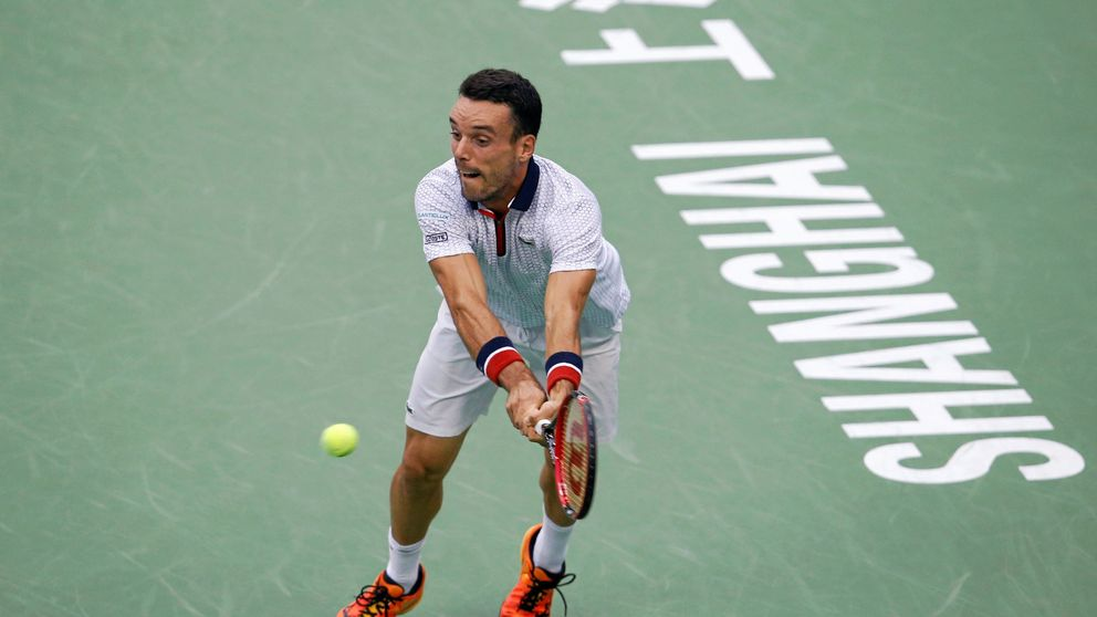 Roberto Bautista, así se moldea un currante de élite con una raqueta