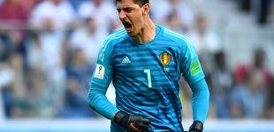Post de Florentino respeta a Keylor, pero paga los platos rotos por Ronaldo (fichará a Courtois)
