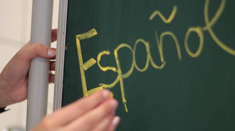 El insólito caso del español en España