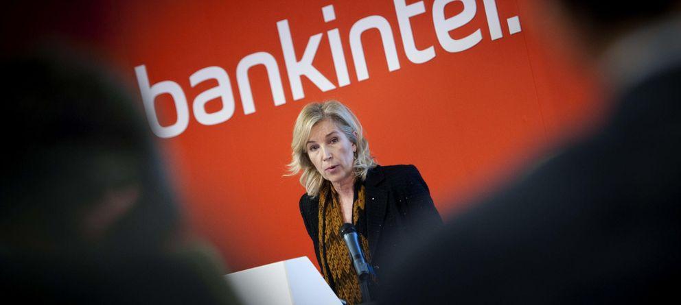 Foto: María Dolores Dancausa, consejera delegada de Bankinter