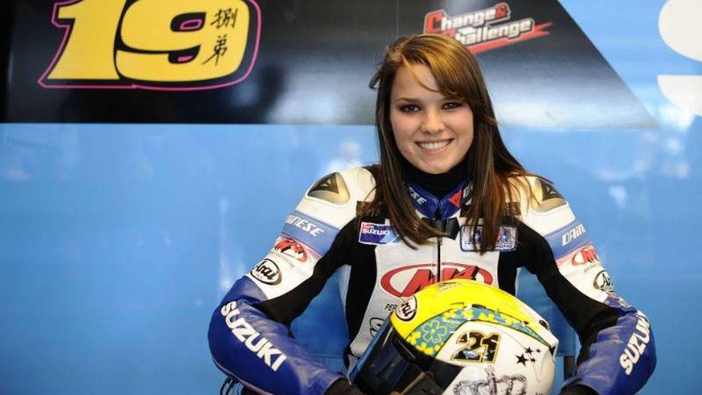 Myers, la promesa del motociclismo que se retiró por una agresión sexual