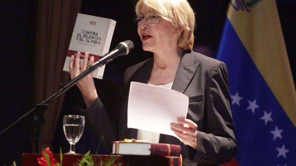 La fiscal general de Venezuela alerta de la ruptura del orden constitucional