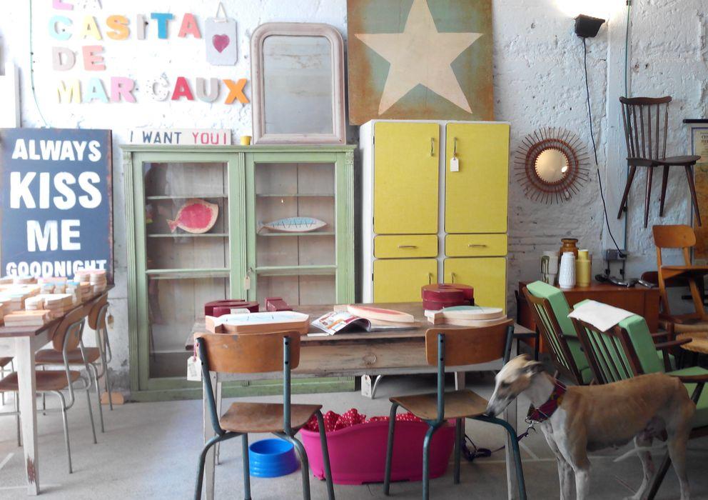 Los diez mandamientos del comprador de muebles vintage for Muebles estilo vintage online