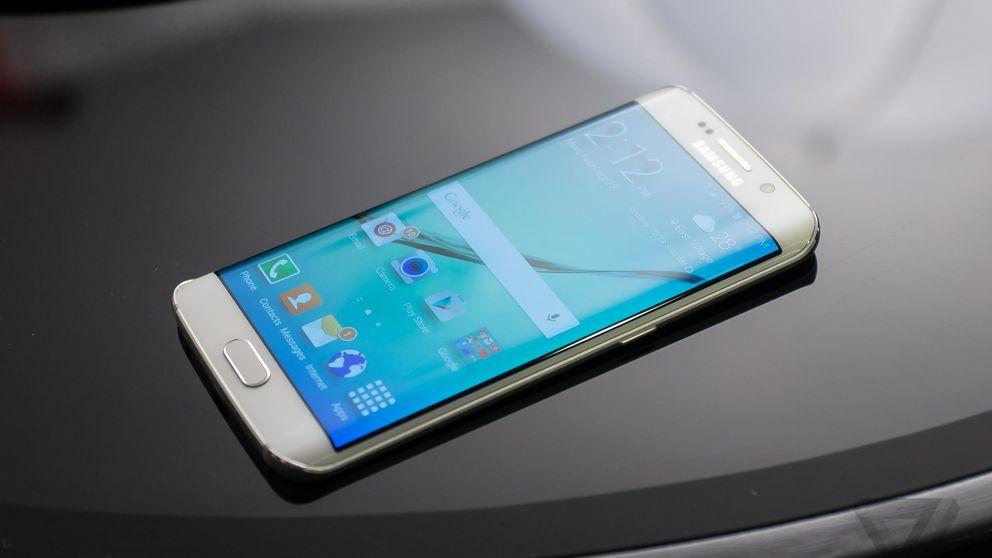 Samsung Galaxy S6 Edge, elegido el mejor móvil del MWC2015