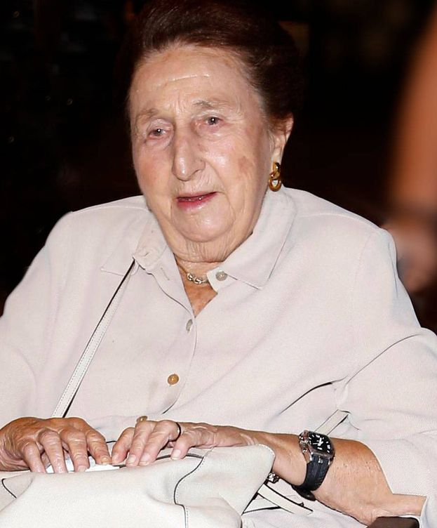 Foto: La infanta Margarita. (Cordon Press)