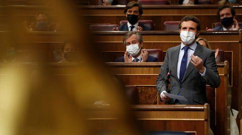 Casado busca reforzar en Bruselas el rechazo a los indultos a los independentistas