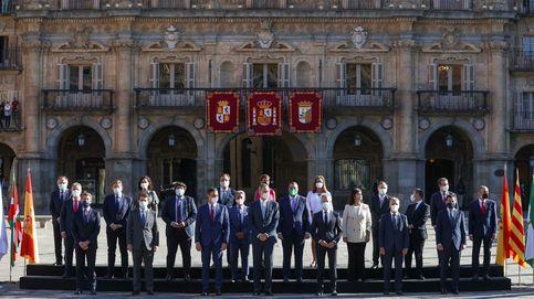 Las mejores imágenes de la Conferencia de Presidentes en Salamanca