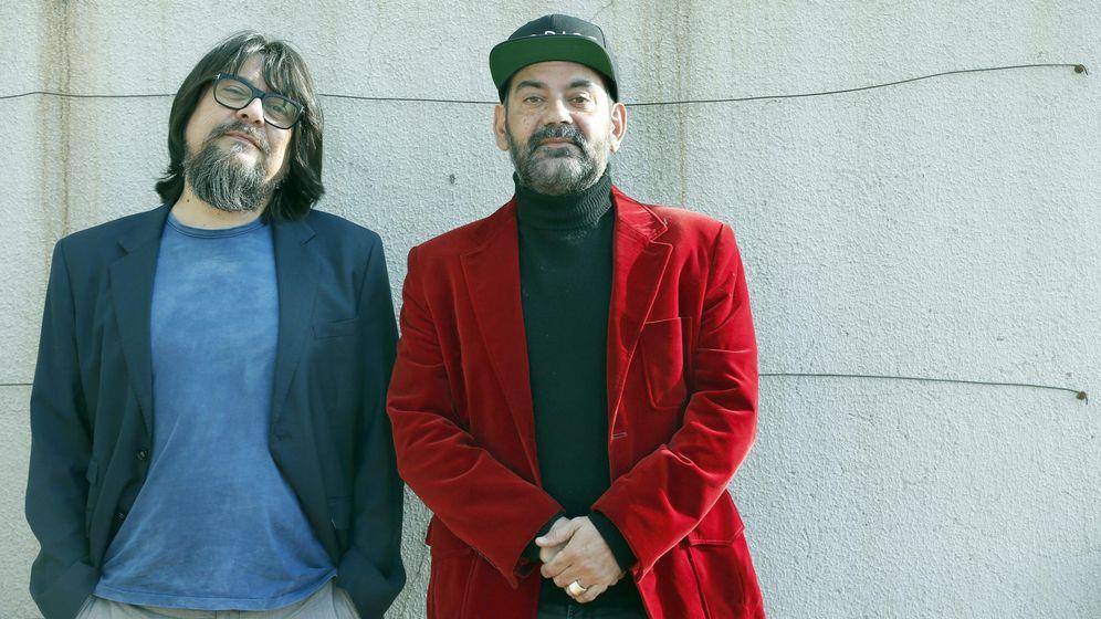 Foto: Juan Cruz y José Corbacho estrenan 'Incidencias' (EFE)