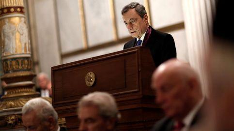 Adiós a Draghi, el banquero que salvó el euro