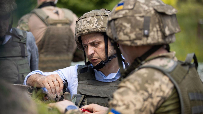 EEUU entrena a Ucrania contra la actividad maligna rusa en el uso armas de destrucción